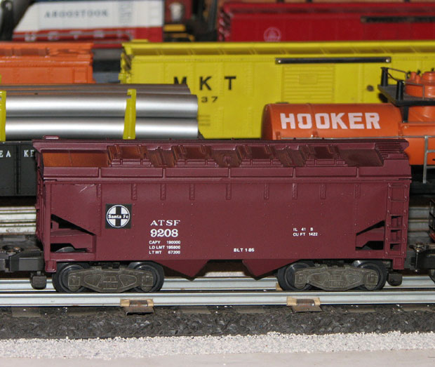 Hopper Cars (3 Of 5
